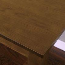 Bộ bàn ăn ghế băng 4 chỗ Ulsan màu antique 5
