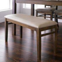 Bộ bàn ăn ghế băng 4 chỗ Ulsan màu antique 6