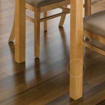 Bộ bàn ăn ghế băng 4 chỗ Ulsan màu tự nhiên 7