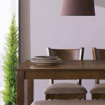 Bộ bàn ăn ghế băng 4 chỗ Ulsan màu antique 3