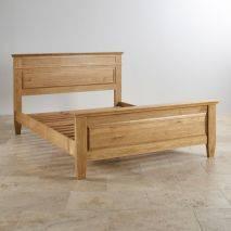 Giường Classic gỗ sồi