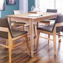 Bộ bàn ăn 4 ghế Zodax