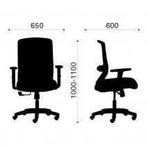 Ghế văn phòng IM1009