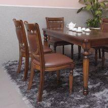 Bộ bàn ăn 4 ghế Andre