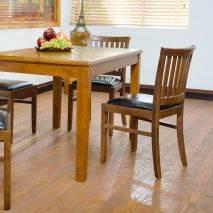 Bộ bàn ăn Lane 4 ghế Andy