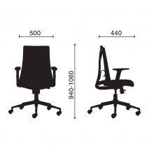 Ghế văn phòng IM1087