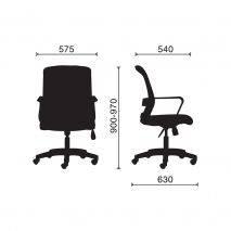 Ghế văn phòng IM1089Ghế văn phòng IM1089