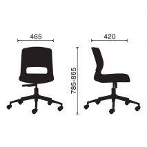 Ghế văn phòng IM1090