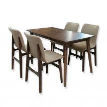 Bộ bàn ăn 4-6-8 ghế Mysen