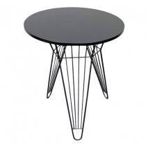 Bộ bàn Clara 2 ghế Bistro mặt gỗ