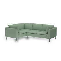 Sofa Bau Modular 2-2 góc bất đối xứng