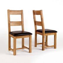 Ghế Westbury gỗ sồi