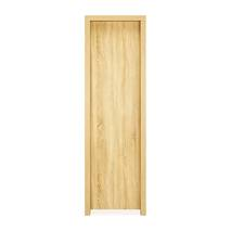 Tủ áo Cuba gỗ sồi 3 cánh bên