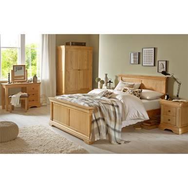 Bộ phòng ngủ gỗ sồi Victoria