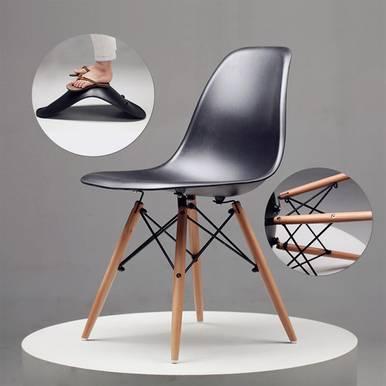 Ghế Eames đen