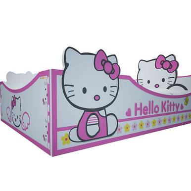 Giường Hello Kitty 1m2