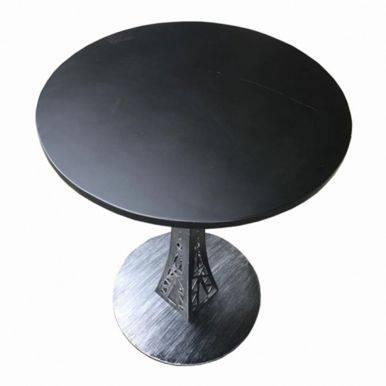 Bàn café Pisa mặt tròn