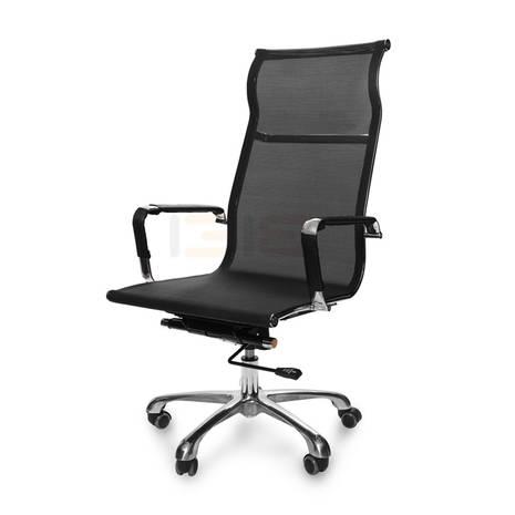Ghế lưới IB811 chân hợp kim nhôm cao cấp màu đen 1