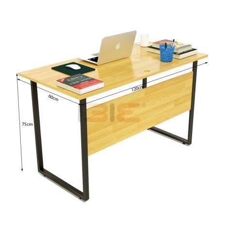Bộ bàn Rec-F Plus đen và ghế IB505