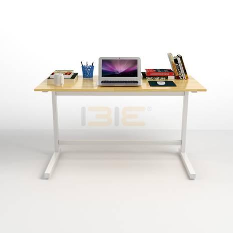 Bộ bàn Rec-Z trắng và ghế IB505