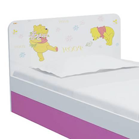 Giường gấu Pooh 1m2