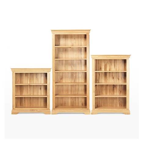 Tủ sách 6 ngăn Victoria gỗ sồi
