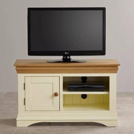 Tủ TV 1 cánh Country Cottage gỗ sồi