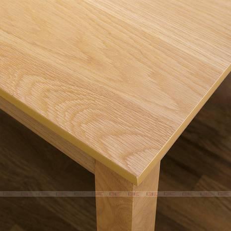 Bộ bàn ăn 4 ghế Ulsan màu tự nhiên 5