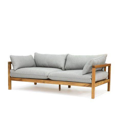 Bộ sofa Robin gỗ teak cao cấp 2