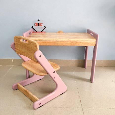 Bộ bàn học trẻ em LOU 2 cấp độ