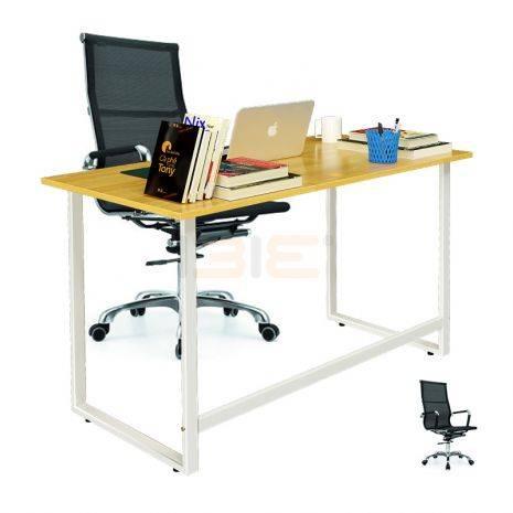 Bộ bàn Rec-F trắng và ghế IB16A