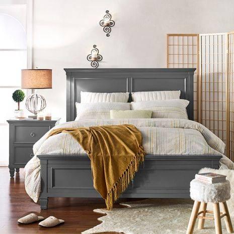 Giường Tamarack Blue