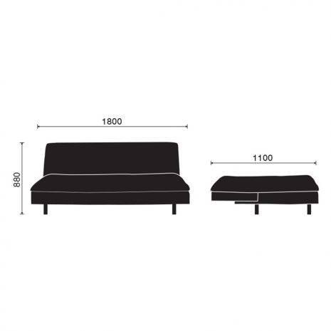 Sofa bed IMSB04