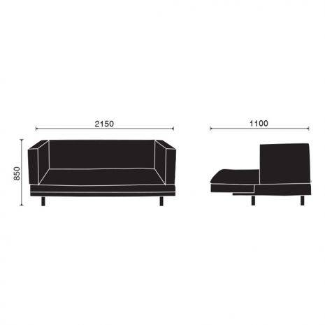 Sofa bed IMSB05