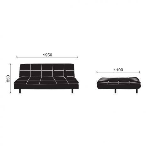 Sofa bed IMSB09Sofa bed IMSB09