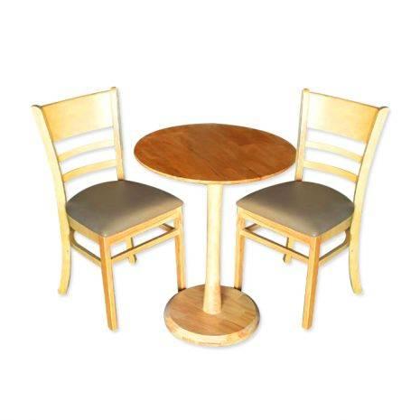 Bộ bàn tròn Como 2-4 ghế Ulsan