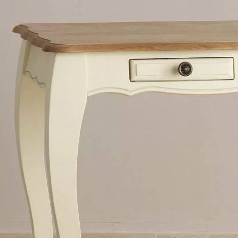 Bộ bàn trang điểm Bella gỗ sồi