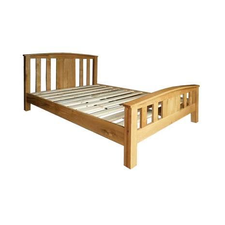 Giường gỗ sồi Royal đôi