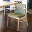 Bộ bàn ăn 4 ghế Tores màu tự nhiên