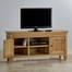 Tủ TV 2 cánh Classic gỗ sồi