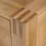 Bàn 3 ngăn kéo Alto gỗ sồi