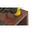 Kệ Tivi Shiga màu gỗ tự nhiên - cận cảnh3