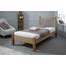 Giường ngủ gỗ sồi Kent đơn