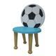 Ghế mầm non mẫu giáo hình bóng đá